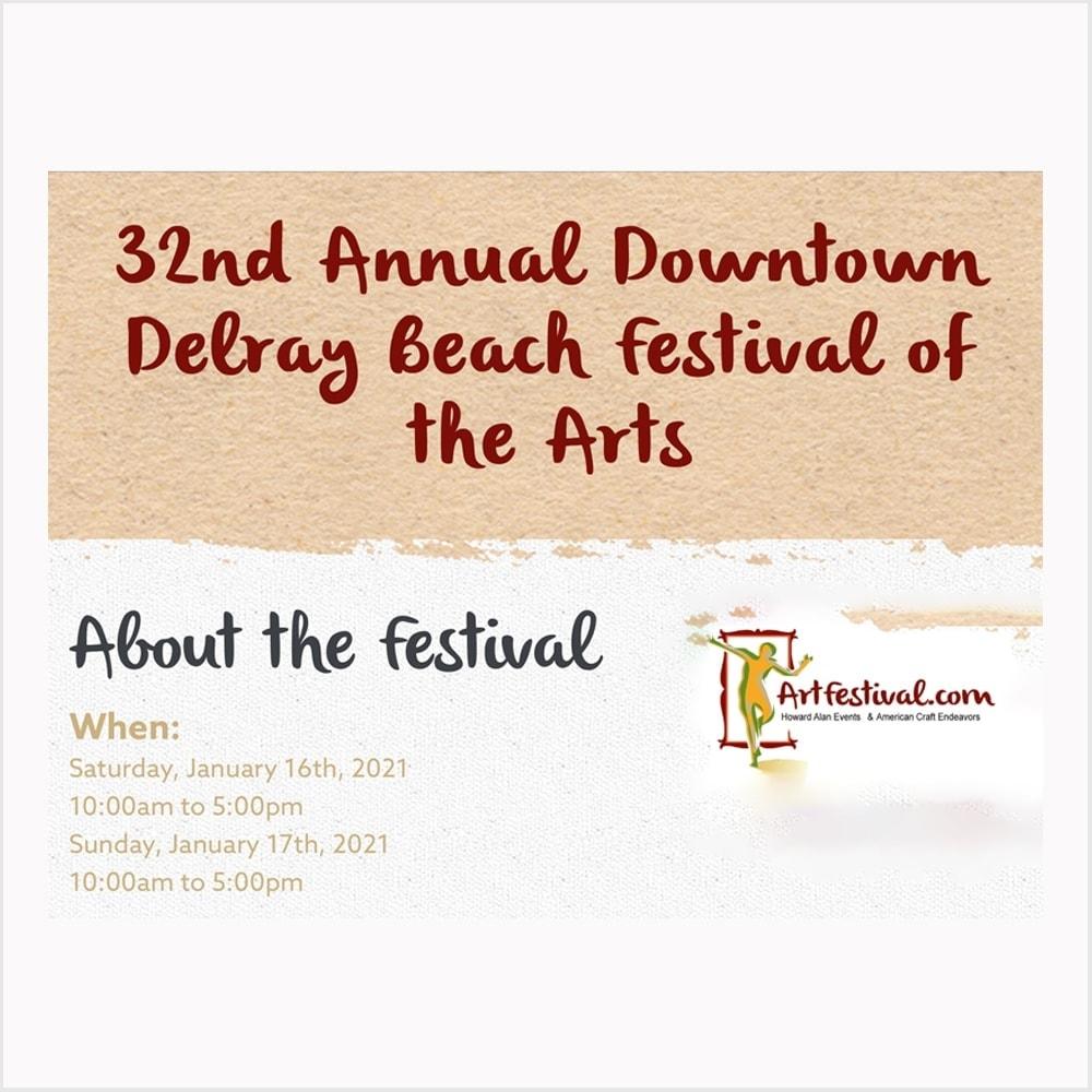 Delray Beach HAE 2021
