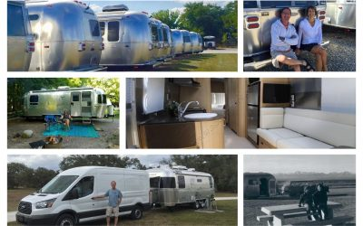 Following a Dream – On the Road with Our Airstream Trailer