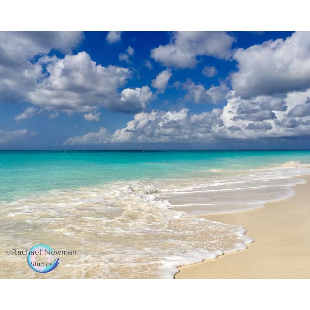 Azure Sea by Rachael Newman