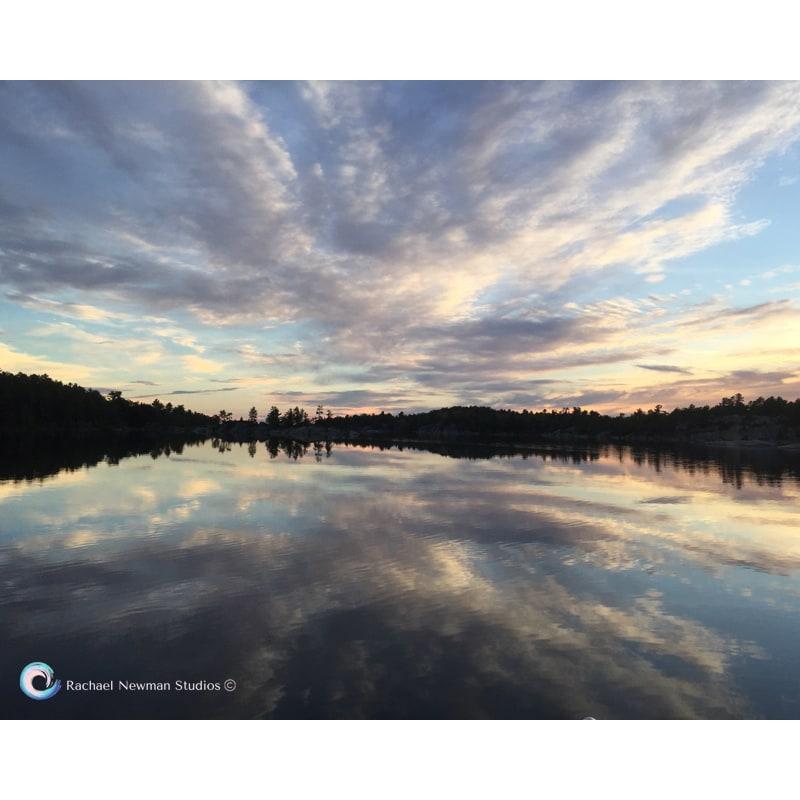 Evening Reflection by Rachael Newman