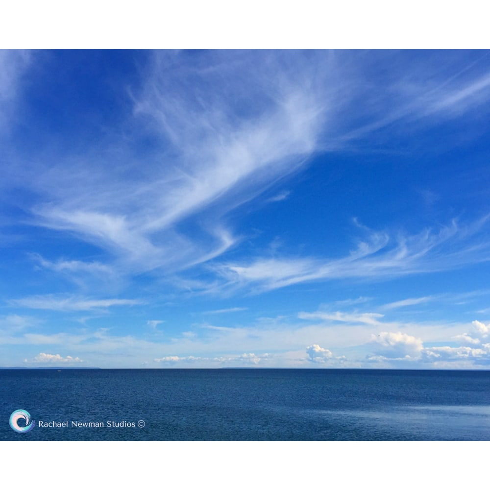 Mares Tails by Rachael Newman