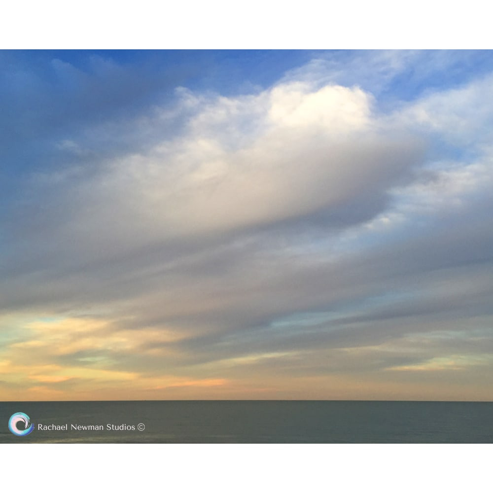 Subtle Sunset by Rachael Newman