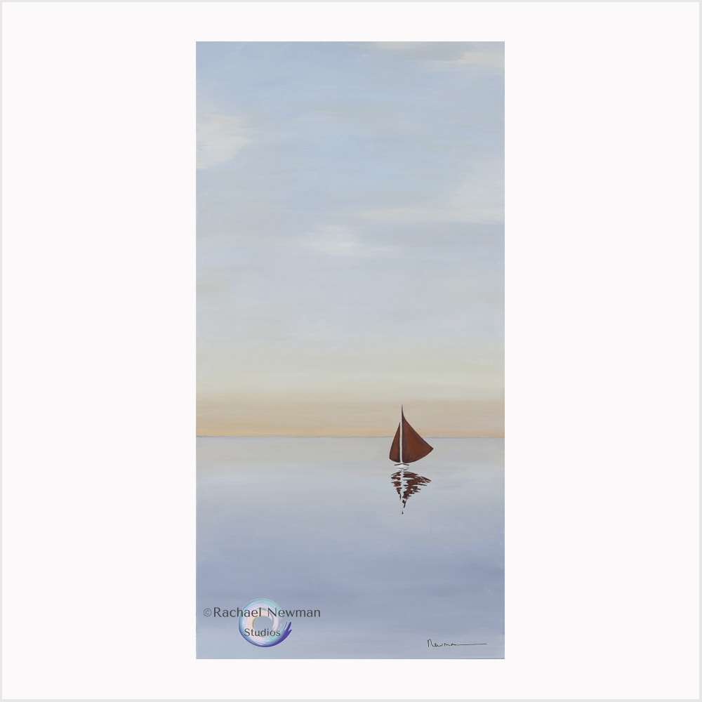 Red Sails by Rachael Newman