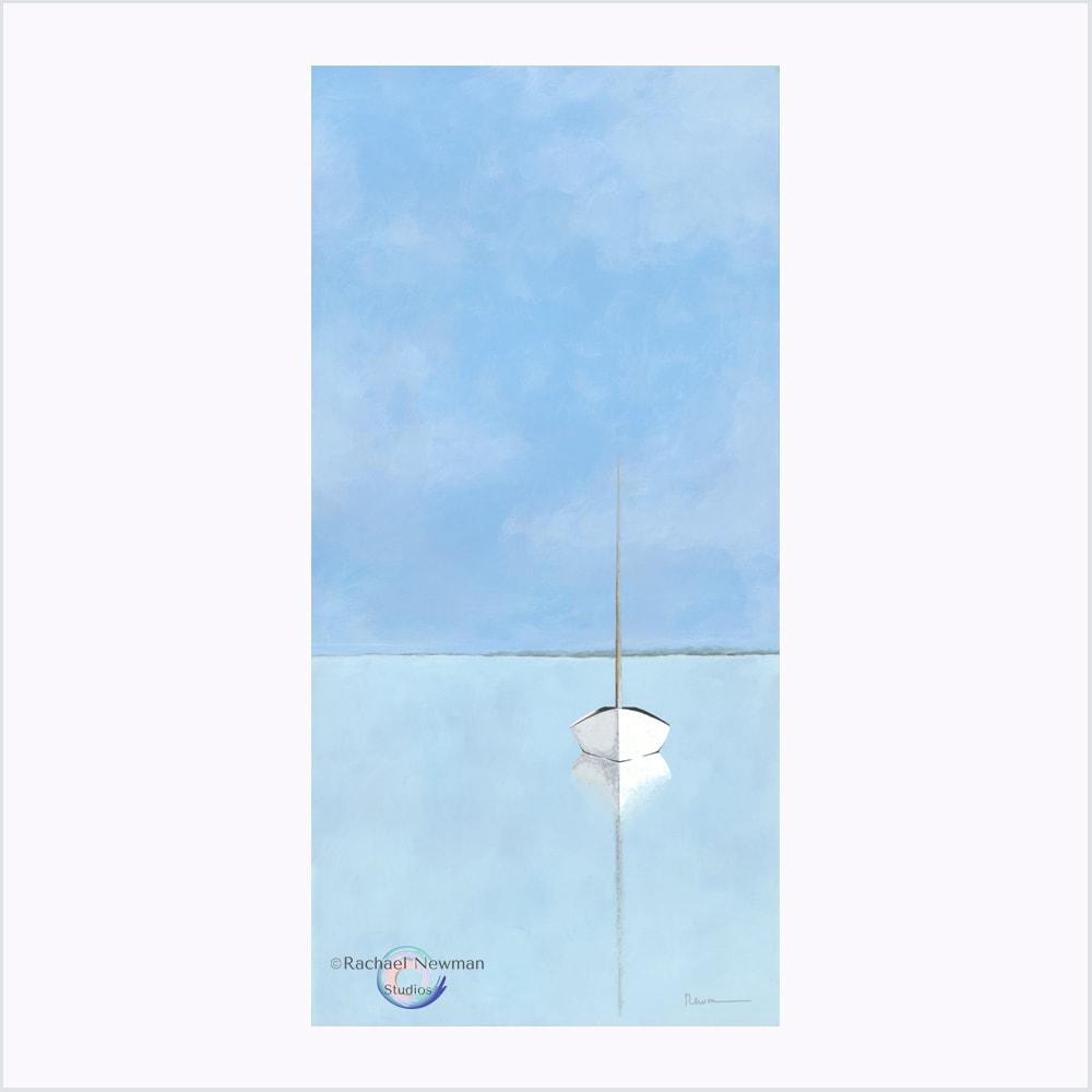 Stillness by Rachael Newman