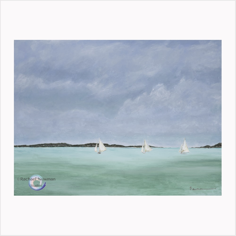 Wind by Rachael Newman